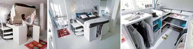 Opbergruimte onder je bed