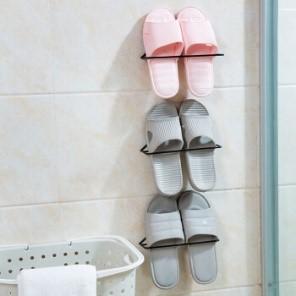 Huiselijke oplossing schoenen opbergen
