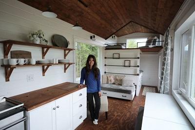 Tiny house landelijke stijl ALLSAFE Blog