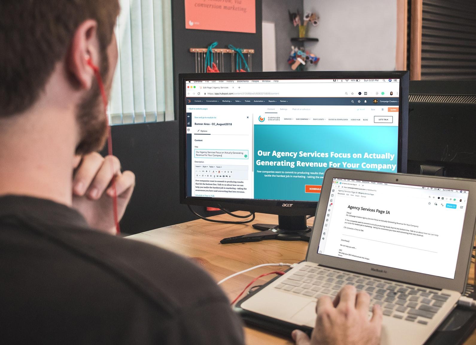 Hoe start je een webshop aan huis?