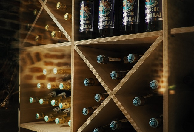wijnbar womancave